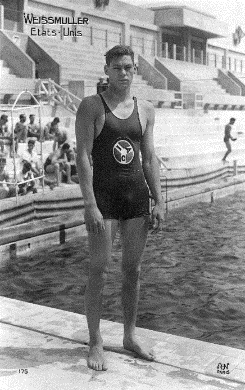 Johnny Weissmuller - PNG
